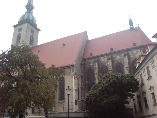 Slovakia Cathedral