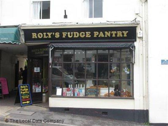 Lyme Regis united kingdom Shopping