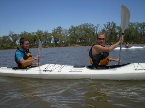 Rosario Argentina Kayak