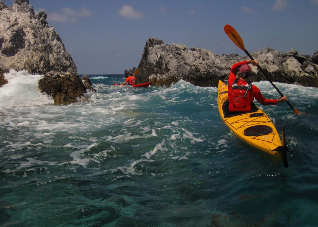 Skopelos Greece Kayak