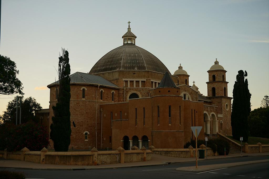 Geraldton Australia Cathedral