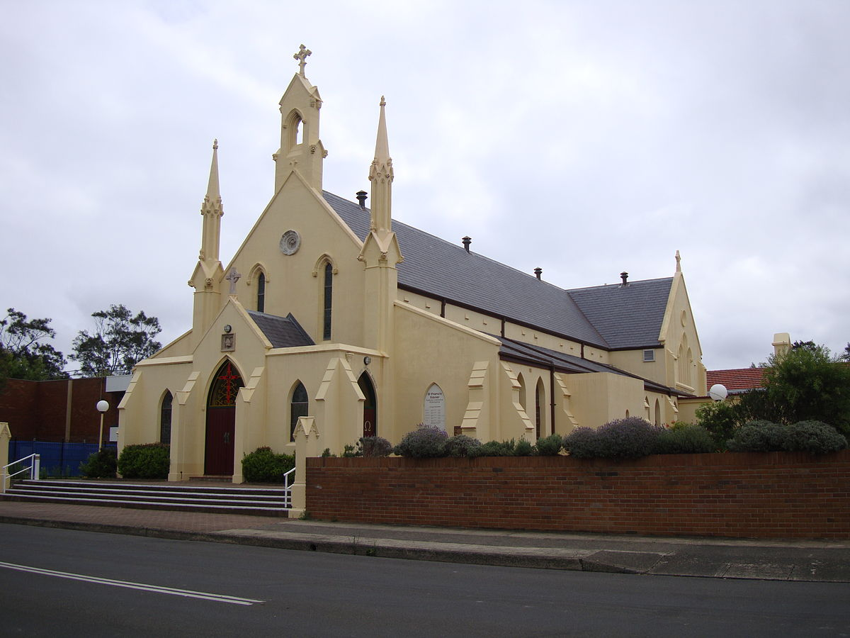 Wollongong Australia Cathedral
