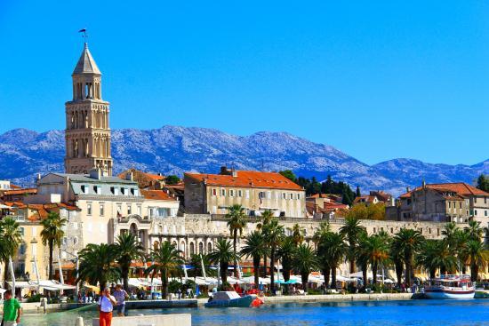 Split-Dalmatia County Croatia Palace