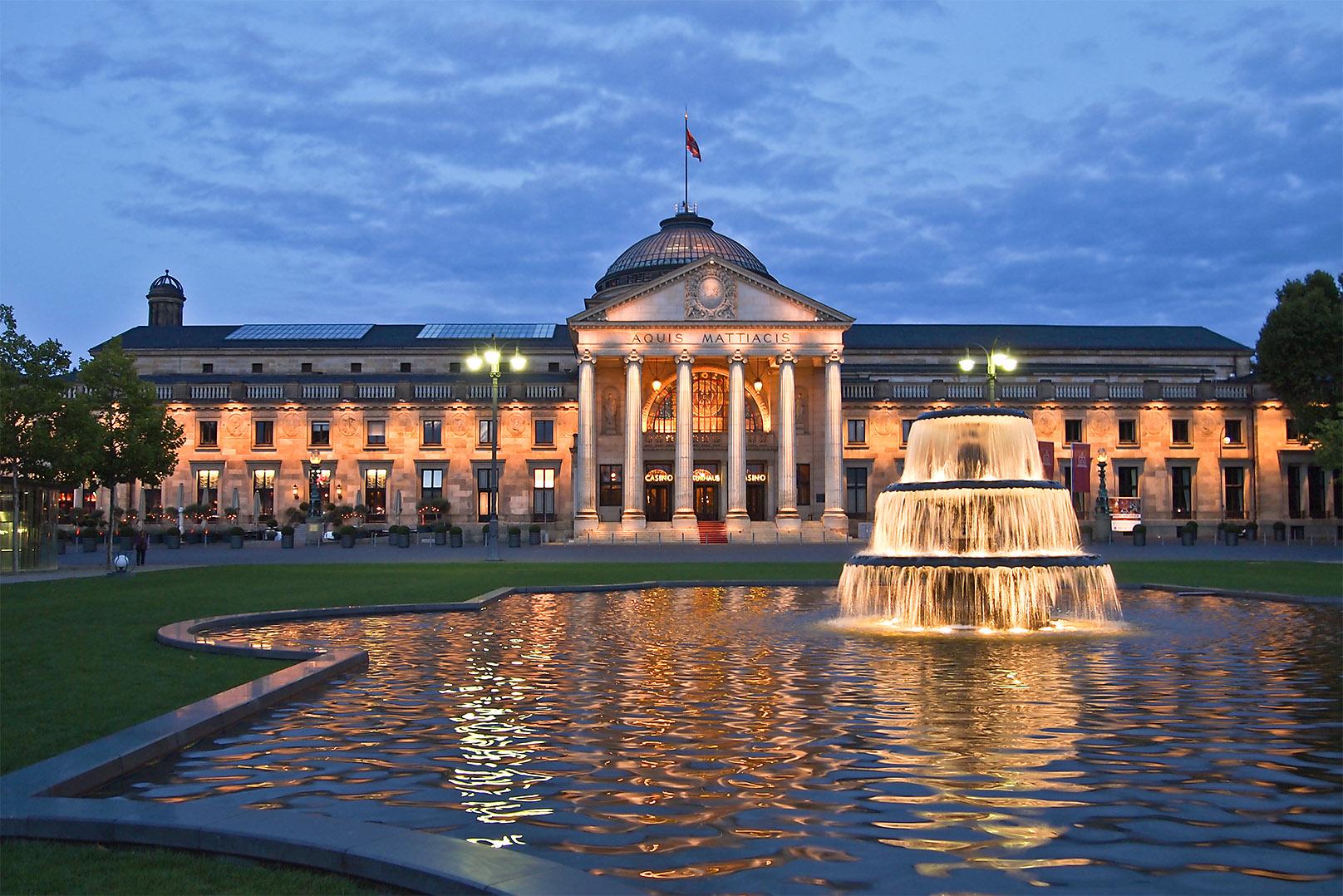 Wiesbaden Germany Palace