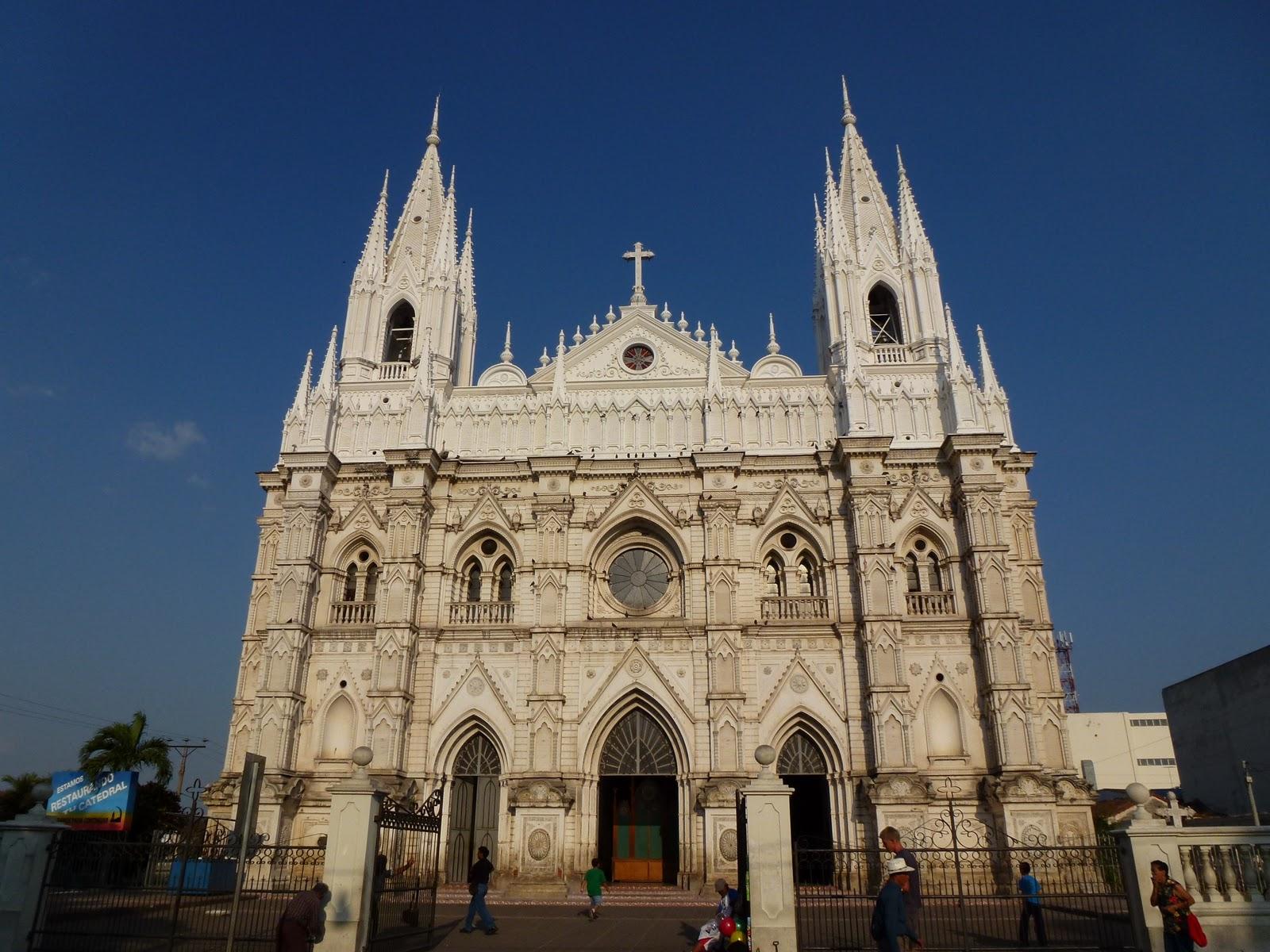 El Salvador Cathedral