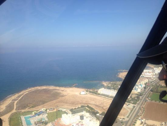 Cyprus Helicopter Rides