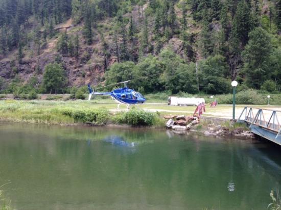 Revelstoke British Columbia Helicopter Rides