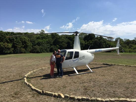 Krugersdorp South Africa Helicopter Rides