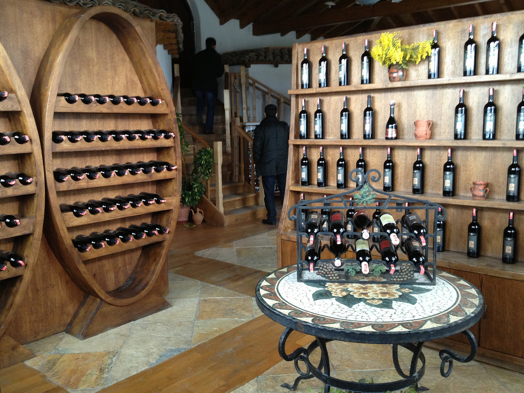 Albania Winery Tour
