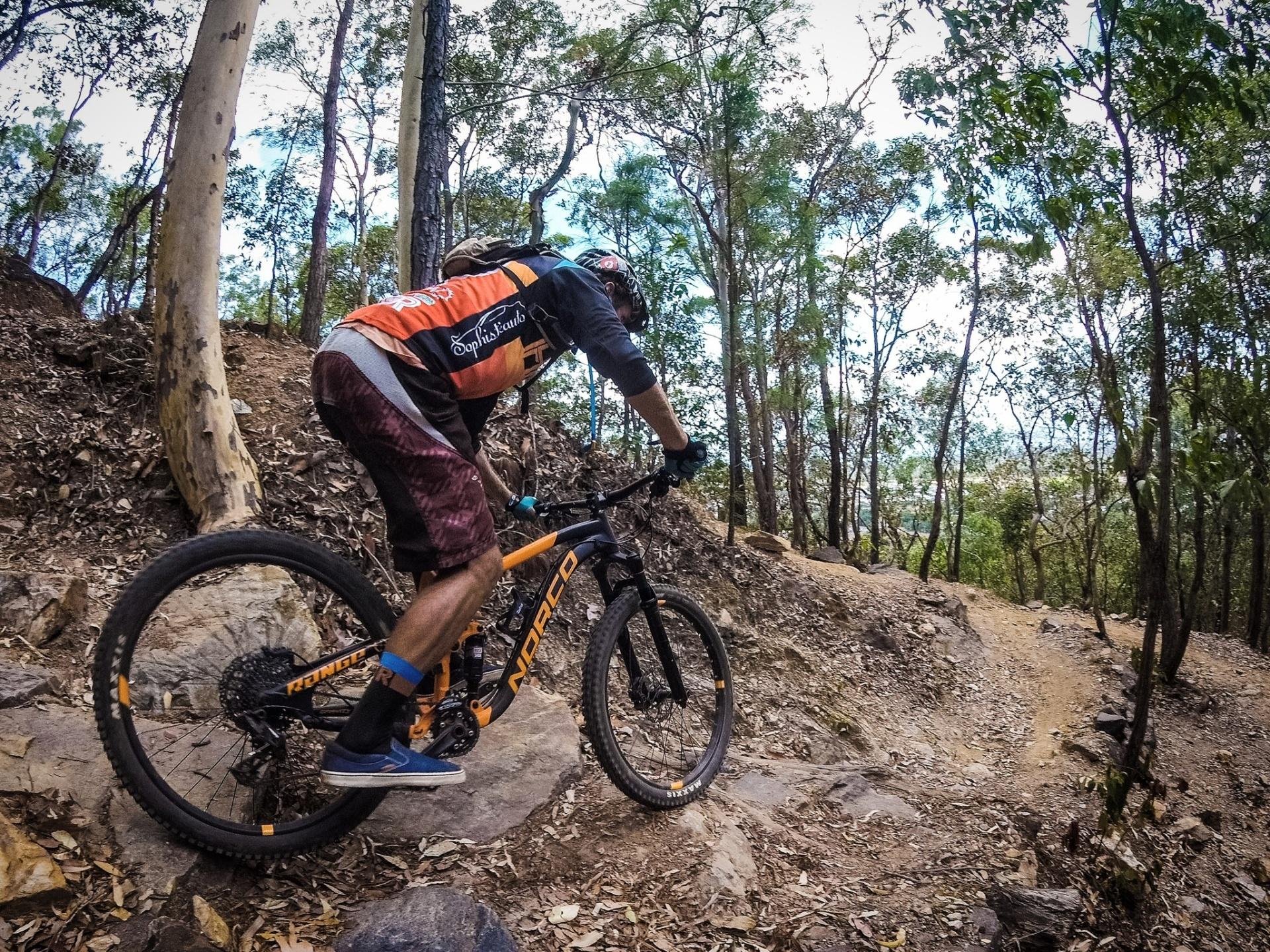 Cairns Australia Mountain Bike