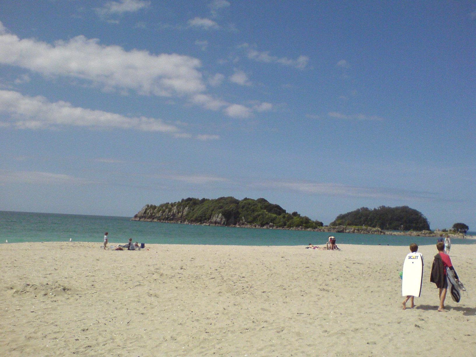 Tauranga New Zealand Beaches