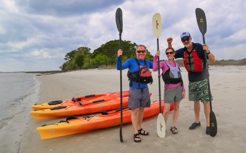 Fernandina Beach United States Kayak