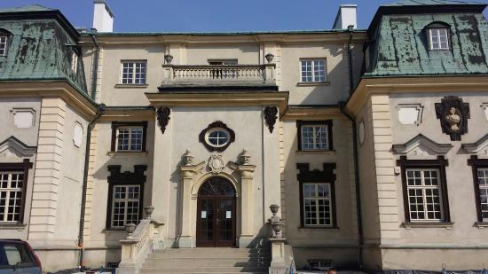 Subcarpathian Province Poland Palace