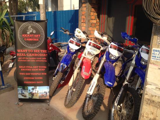 Cambodia Bike