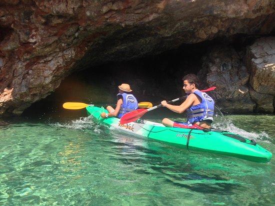 Split-Dalmatia County Croatia Kayak