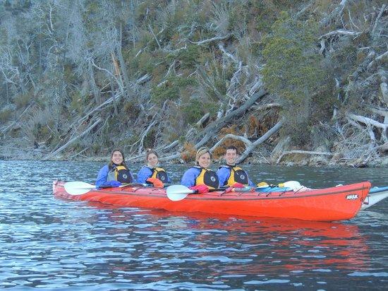San carlos de bariloche Argentina Kayak