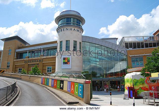 Hampshire united kingdom Shopping