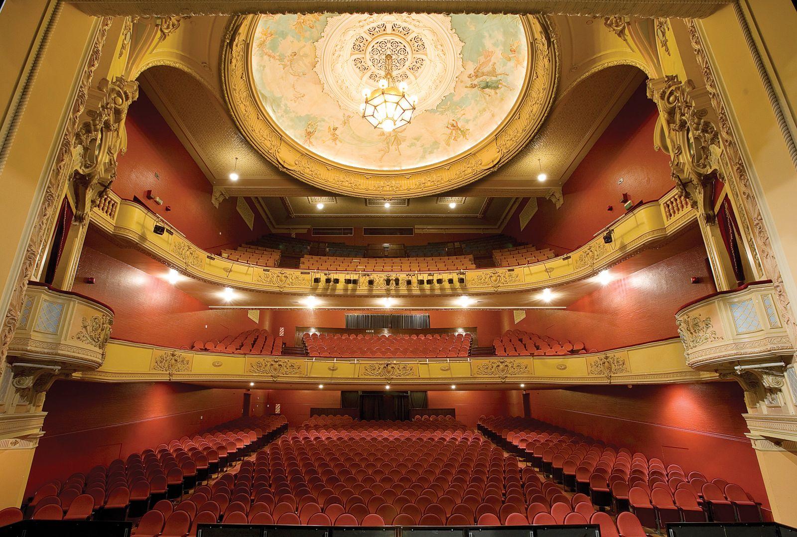 New Zealand Theatres