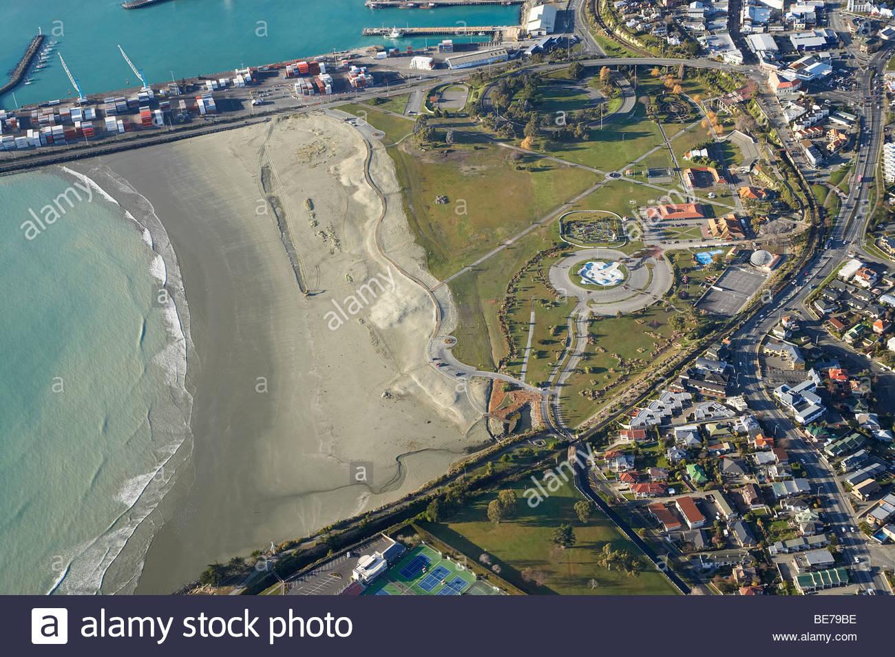 Timaru New Zealand Beaches