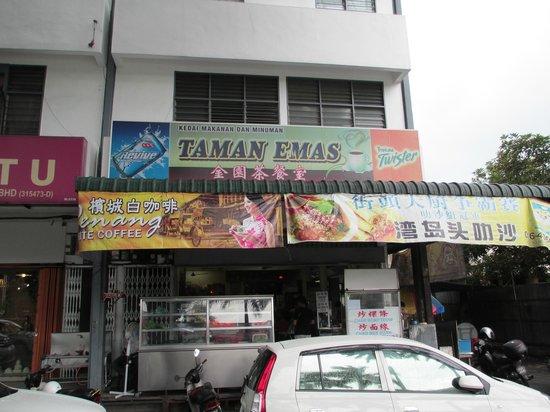 George Town malaysia Shopping