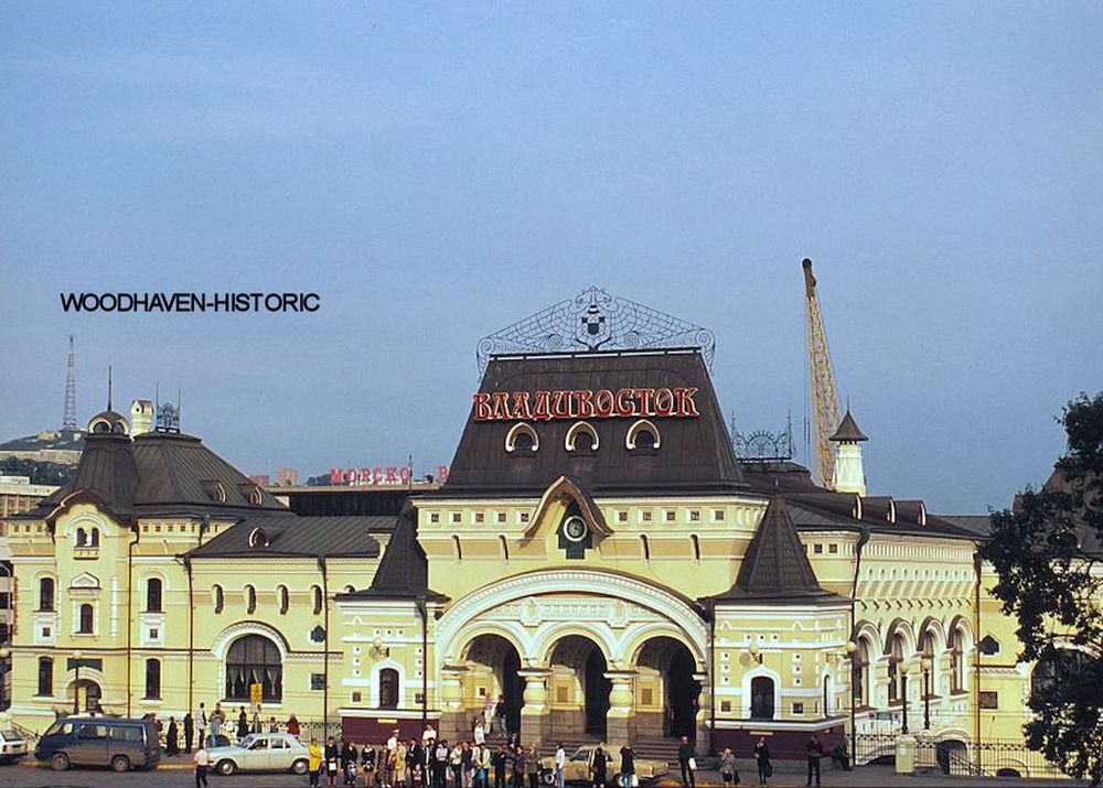 Vladivostok russia Bus Tours