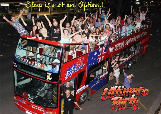Cairns Region Australia Bus Tours