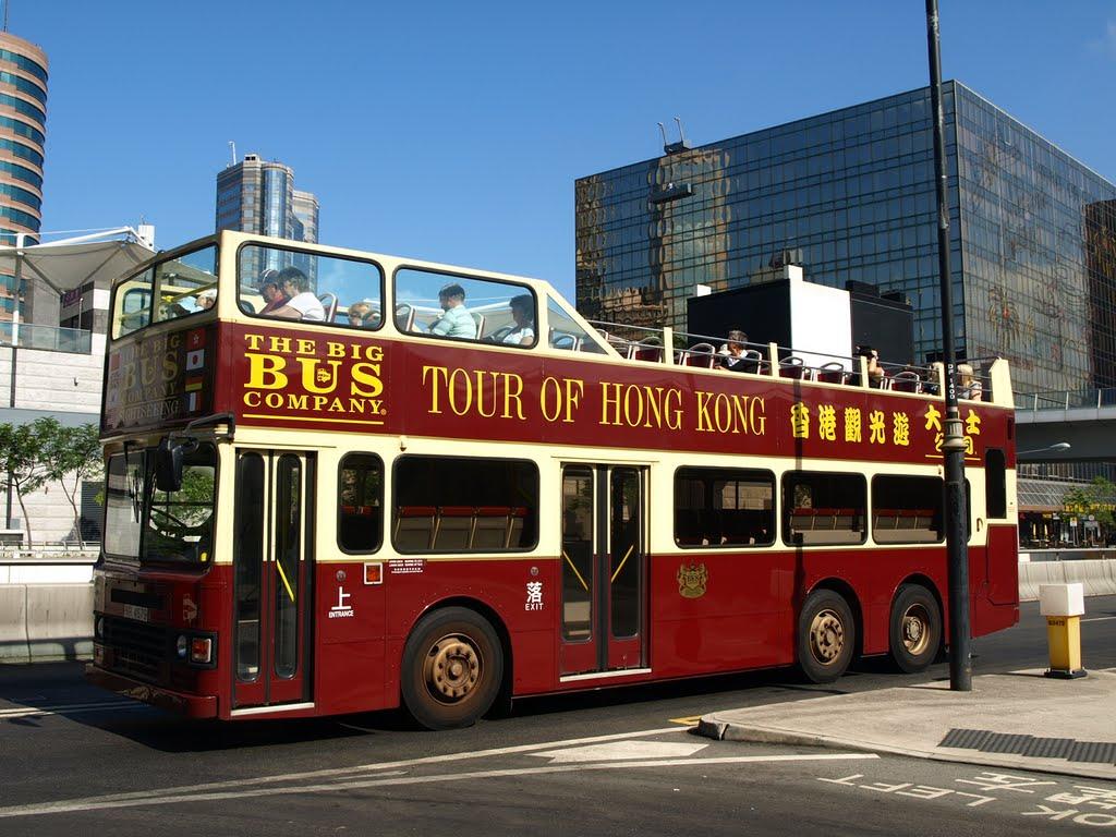Hong Kong hong kong Bus Tours