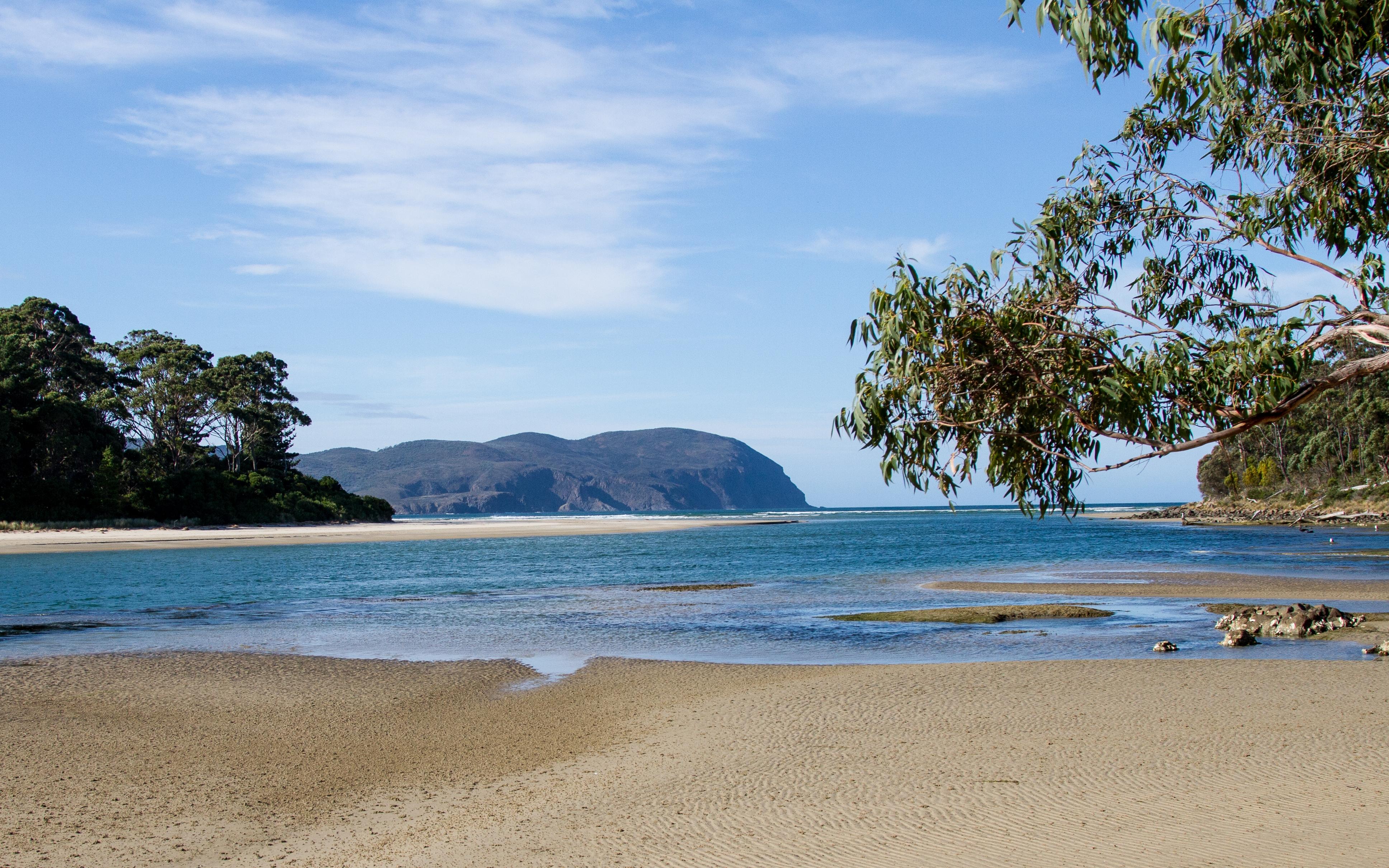 Bruny Island Australia Bus Tours