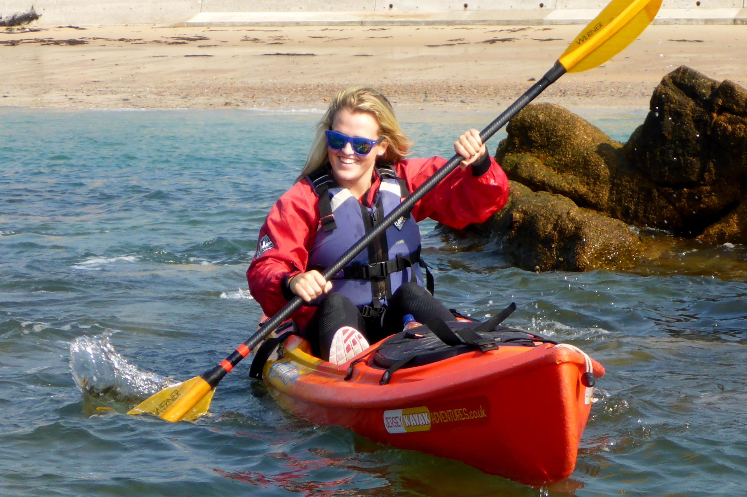 Jersey Jersey Kayak