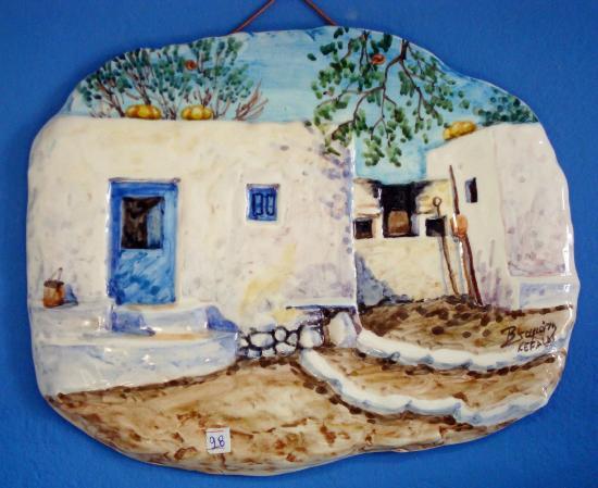 Dodecanese greece Shopping