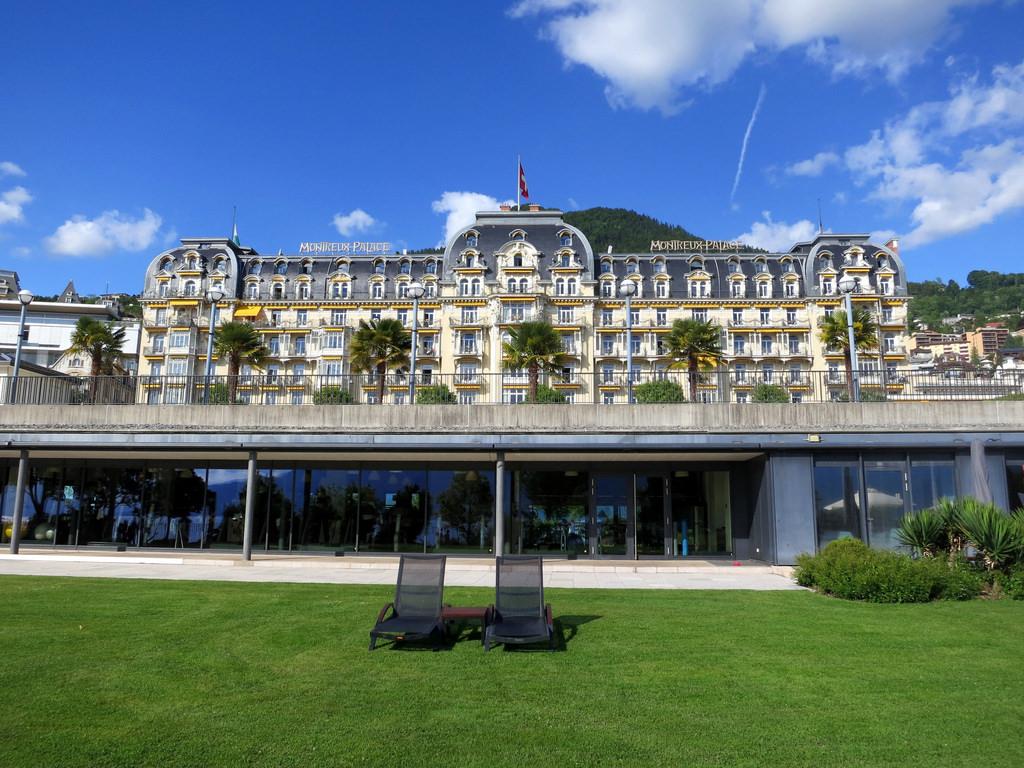 Montreux Switzerland Palace