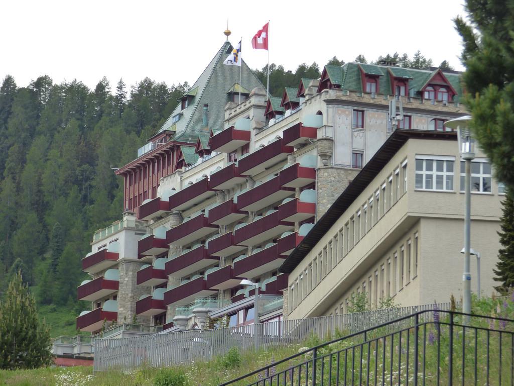 St. Moritz Switzerland Palace