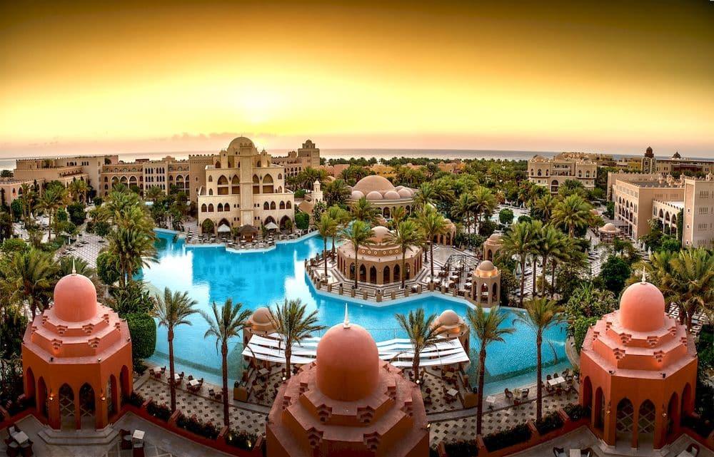 Makadi Bay Egypt Palace
