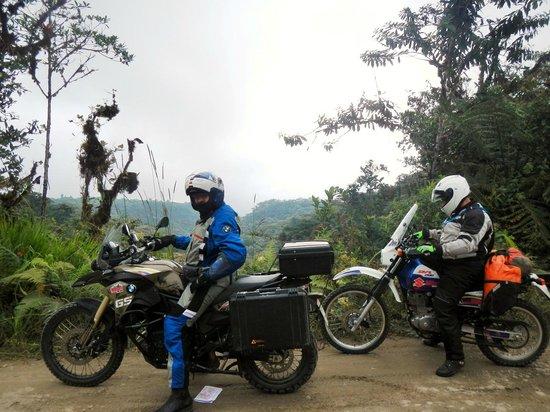 Ecuador Bike