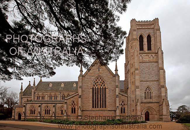 Goulburn Australia Cathedral