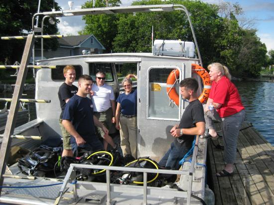 Kingston Dive Trips