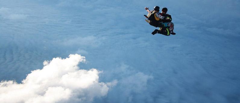 Canada Sky Dive Trips