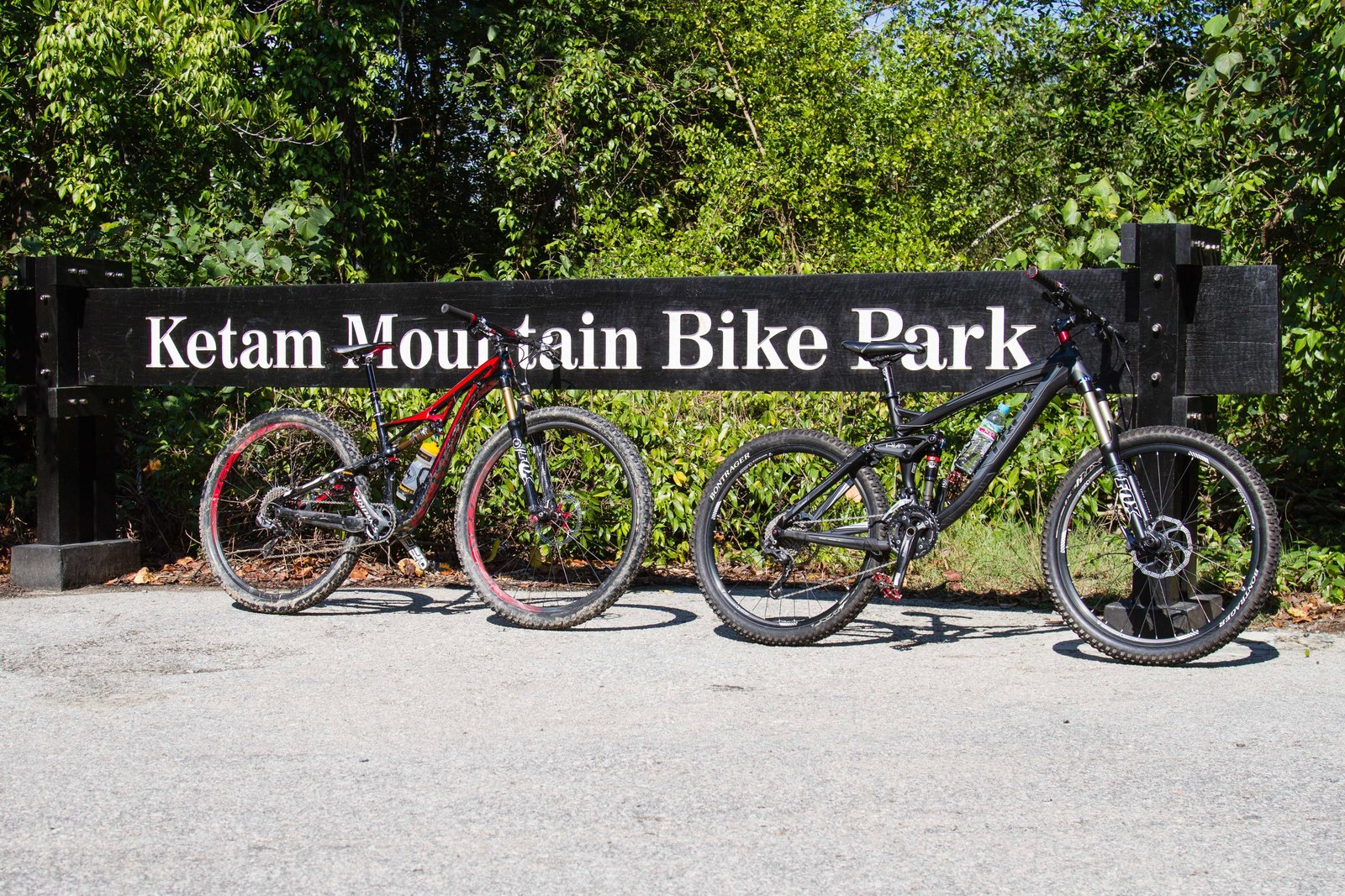 Singapore Mountain Bike
