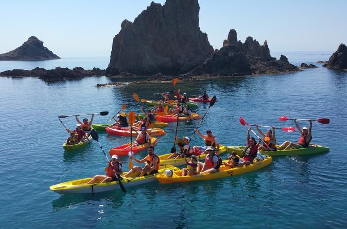 Andalucia Spain Kayak