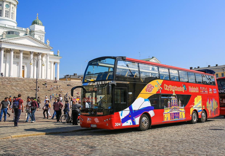 Finland Bus Tours