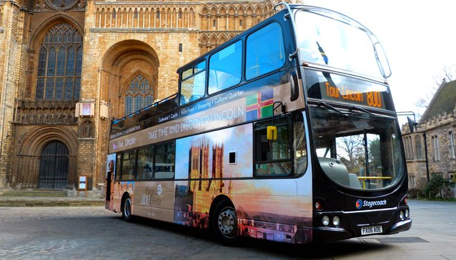 Lincoln China Bus Tours