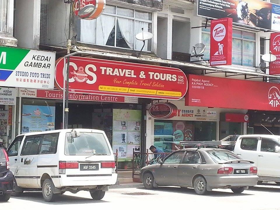 Main Road malaysia Bus Tours