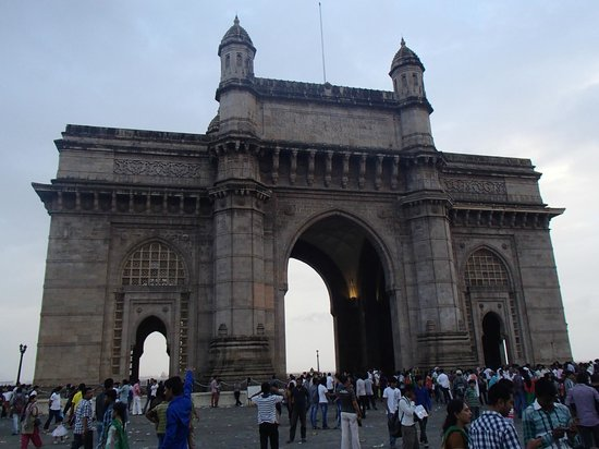 Mumbai (Bombay) India Bus Tours
