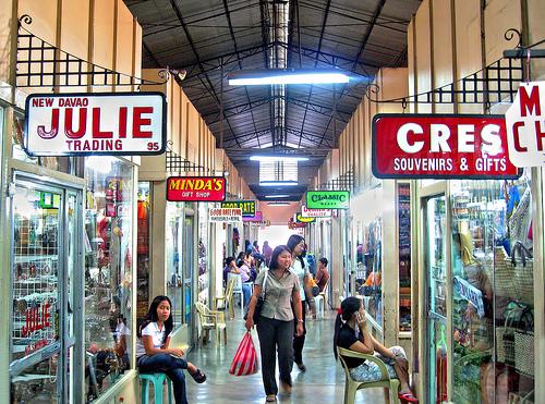 Davao City philippines Shopping