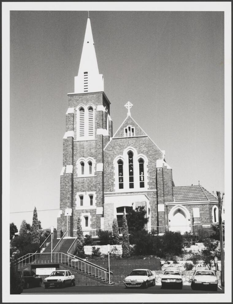 Bunbury Australia Cathedral