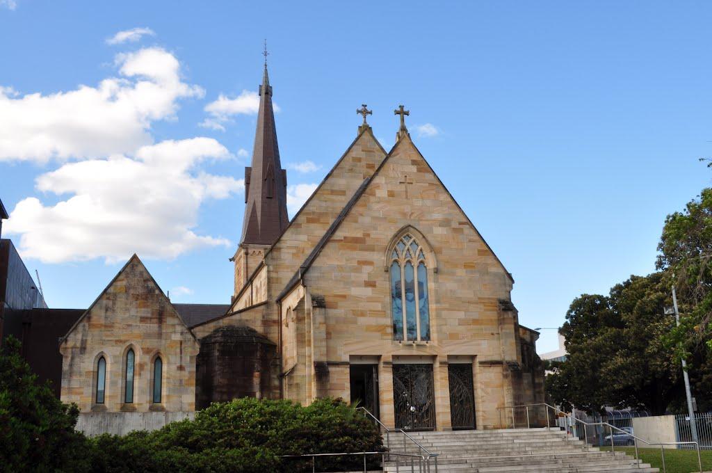 Parramatta Australia Cathedral