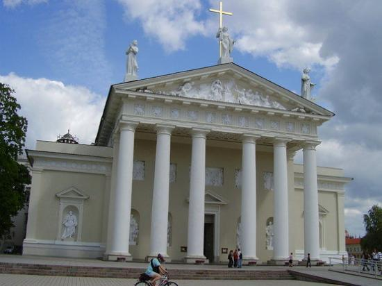 Lithuania Cathedral