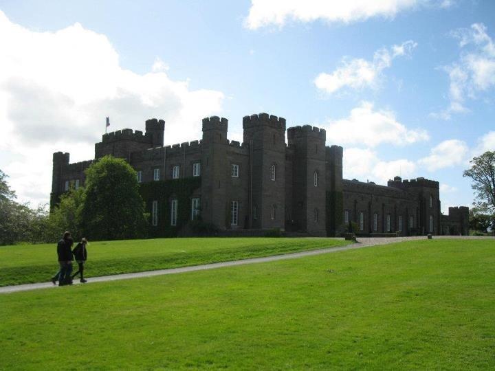 Scotland Palace