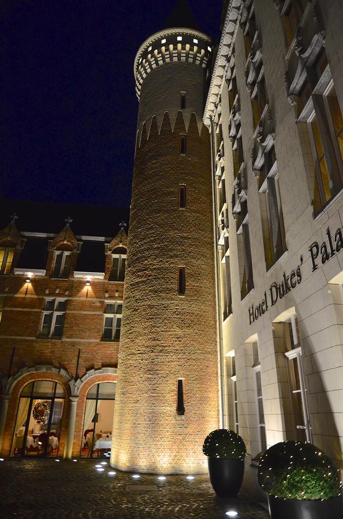 Bruges Belgium Palace