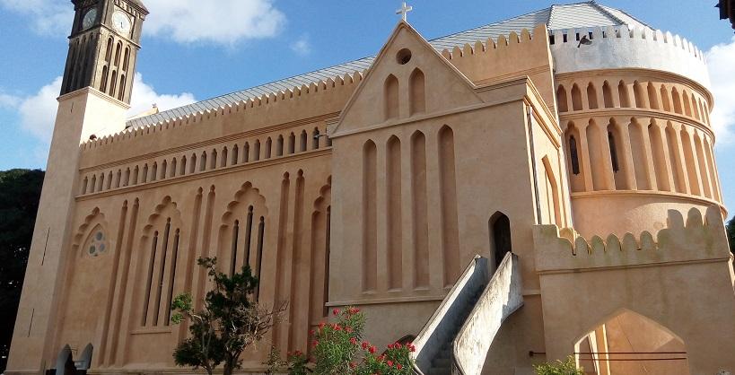 Tanzania Cathedral